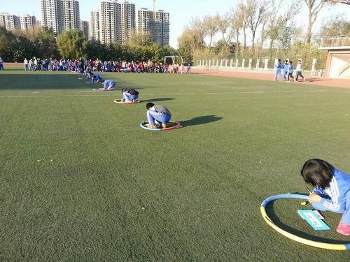 拔萃校园欢乐多—小学部趣味运动会